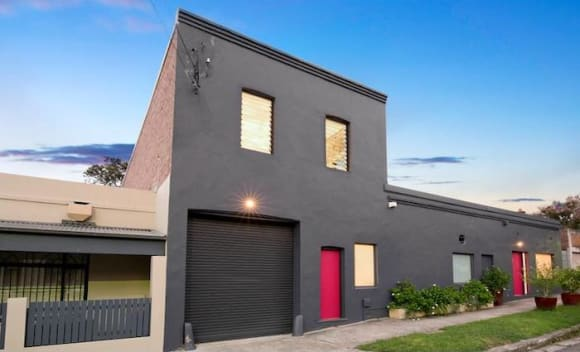 Warehouse-style residential Leichhardt trophy listing