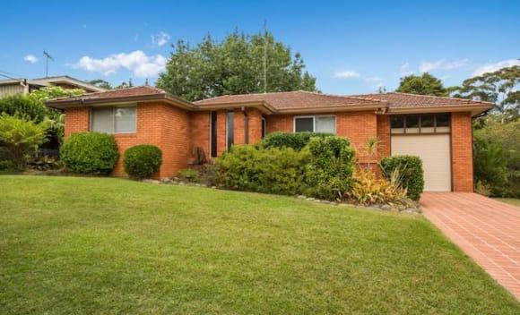 Baulkham Hills house sold at <img src=