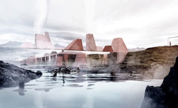 Iceland spa project for the modern spiritual traveller scoops MIPIM 2018 commendation