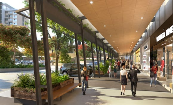 Designs for 0 million Queen Street Village in Southport released