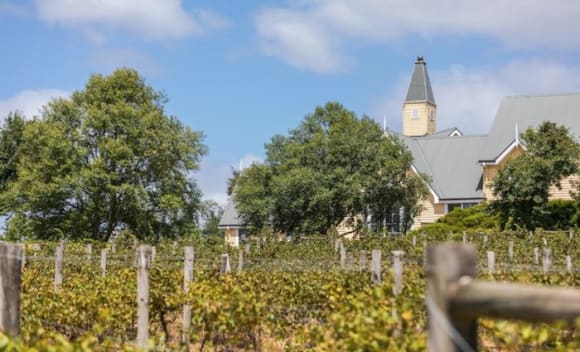 Barcaldine House, Musk vineyard listed with <img src=