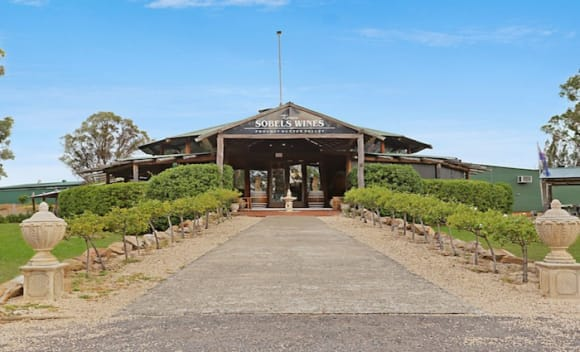 Kevin Sobels sells Hunter Valley winery to Romeciti, but will stay on