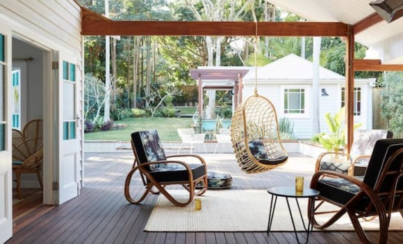 The Project's Carrie Bickmore buys at Byron Bay