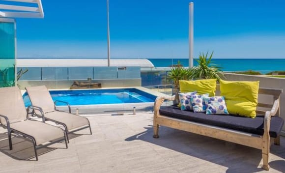 Semaphore Park, South Australian hotel style beachfront house listed for sale