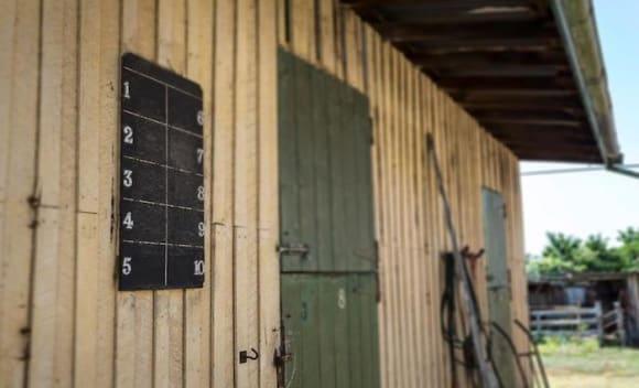 Bill Davin's rundown 1890s Ascot Vale stable complex sold