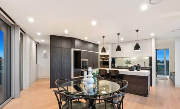 Luxury Elwood townhouse sold by mortgagee