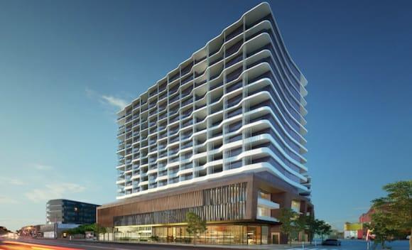 Construction begins at Live City, the 0 million Footscray regeneration project