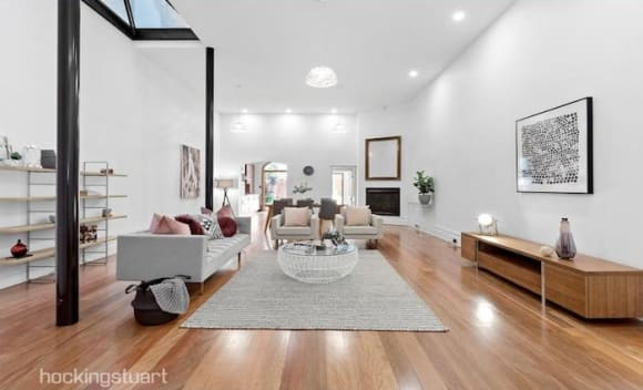 Converted Carlton church trophy home offering sold