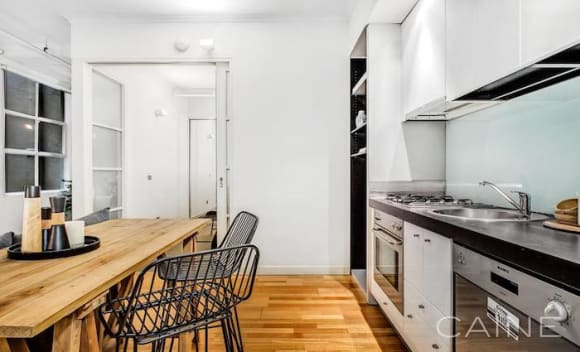 Nifty Collins Street, Melbourne one bedroom apartment sale