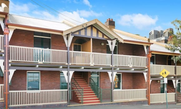 Latest Millers Point offerings fetch over  million