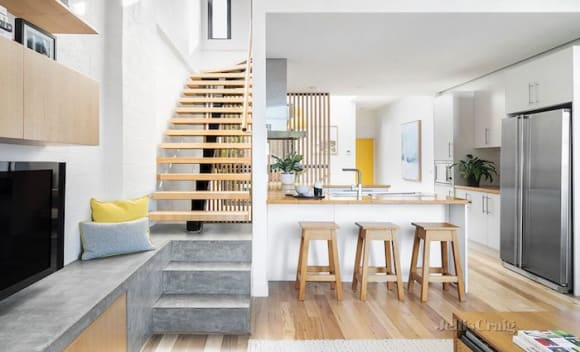 Architecturally designed Collingwood home sells for <img src=