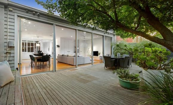 Greville Street, Prahran trophy home sold for  million