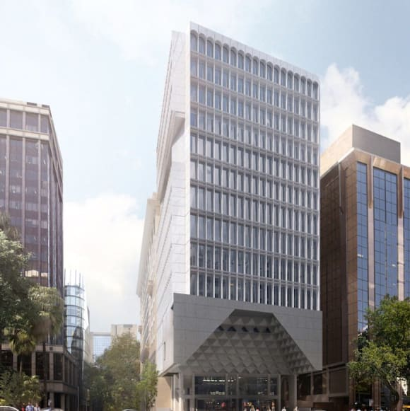 Former Westpac heritage-listed headquarters set for revitalised office complex on George Street