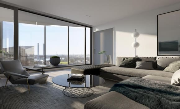 Marriott Docklands on Waterfront Way, Melbourne's new home of five-star living