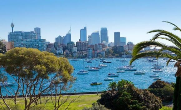 Julia Cooney, the youngest female sailor to win the Sydney to Hobart race, buys two adjoining Darling Point apartments