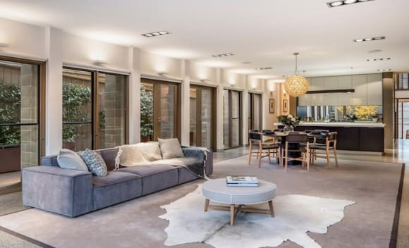 Nicky Brownless sells Newtown home