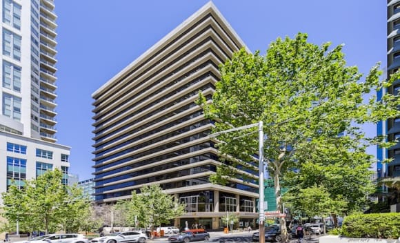 Tenants inspire new lobby at Charter Hall's 65 Berry Street, North Sydney