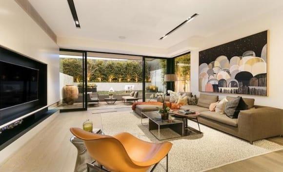 Toorak home on the pricey Lansell Road fetches around  million
