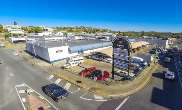 Vicinity Centres sells Gympie's Goldfields Plaza