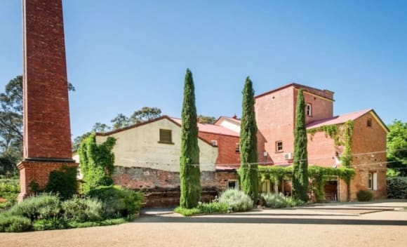 Historic butter factory in Victoria sold