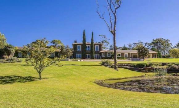 Lendlease boss Steve McCann upgrades acreages