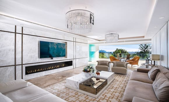 Vaucluse mansion with harbour views for sale
