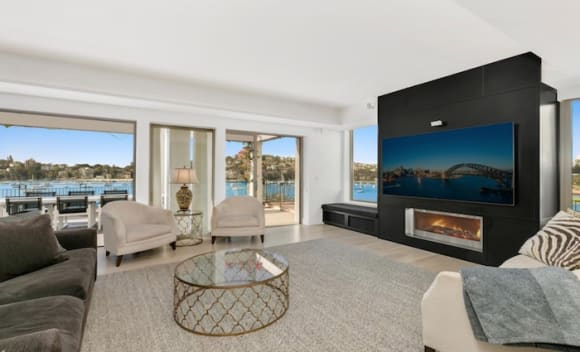 HiLife Health boss Peter Nicholas lists in Darling Point