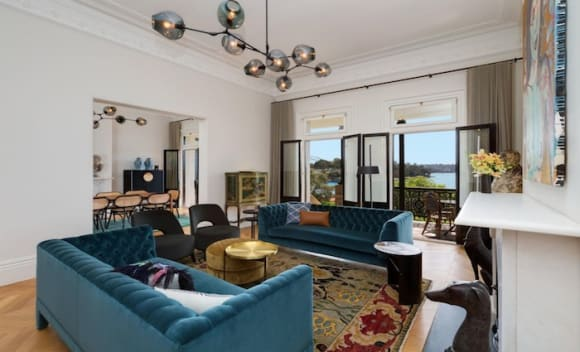 Property developers Michael and Prue Williams sell at Potts Point