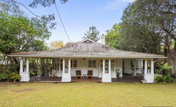 Wahroonga home of the late journalist Francis James listed