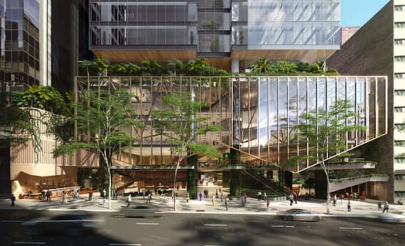 """Dream floorplates"" envisaged for Suncorp in Brisbane's newest city precinct"