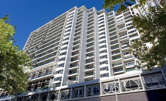 Potts Point one bedder fetches