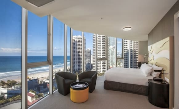 Hilton Surfers Paradise listed with  million price tag