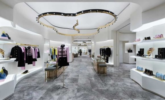Versace has opened its Melbourne flagship boutique on Collins Street