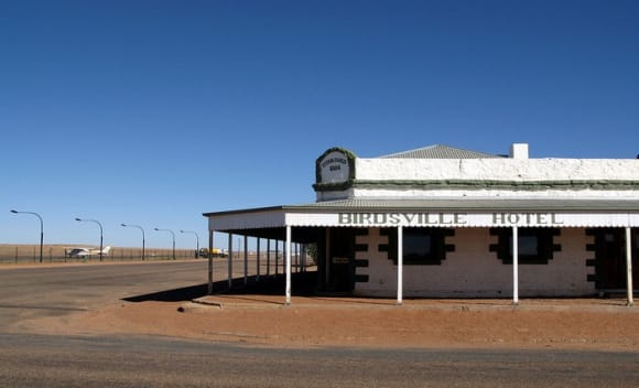 Time gentlemen please! The Birdsville Hotel seeks new publican after 38 years