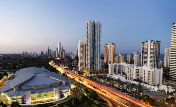 Forget boom and bust as Gold Coast apartment market stabilises: Knight Frank