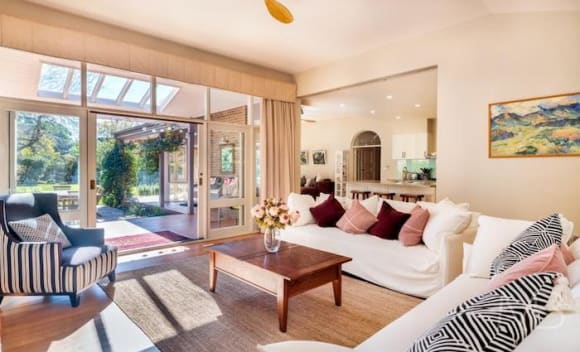 Renovated Federation in Lindfield to go under the hammer