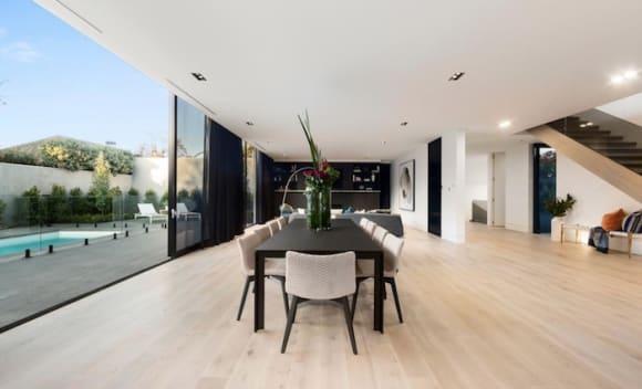 million plus Teringa Place, Toorak spec home sale by the Simonds family