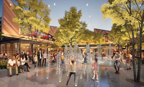 Ed.Square poised to become the new social centrepiece for south west Sydney