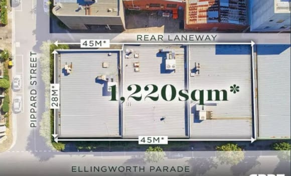 Box Hill retail strip listed for first time in more than four decades
