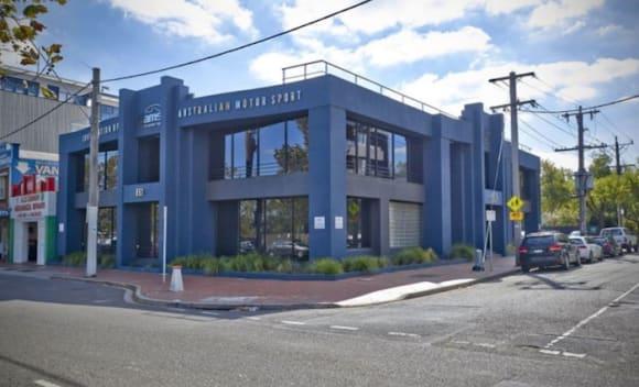 Motor sports body buys new Canterbury headquarters