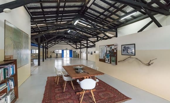 Outward Bound Australia ghost town for sale
