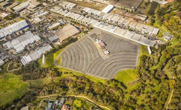 1960s suburban Melbourne, Coburg drive-in theatre sold for .5 million