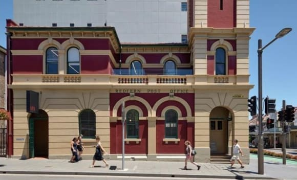 Former Redfern post office for sale