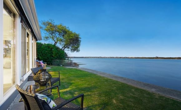 Barwon Heads waterfront trophy home set for private auction