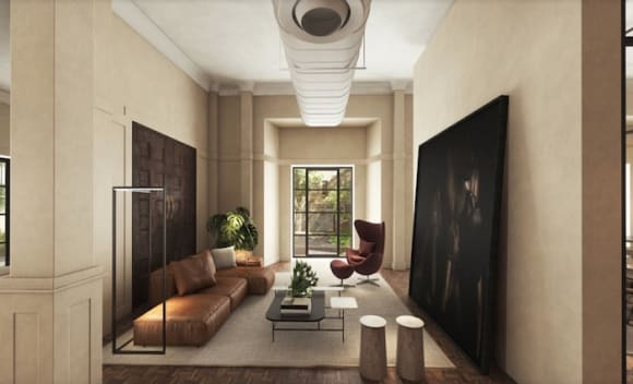 Mark Carnegie seeks tech space offices to replace his residential 1926 Darlinghurst church conversion