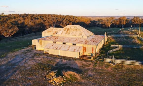 Bannaby Station and Cross Station in Taralgal, NSW set to go under the hammer