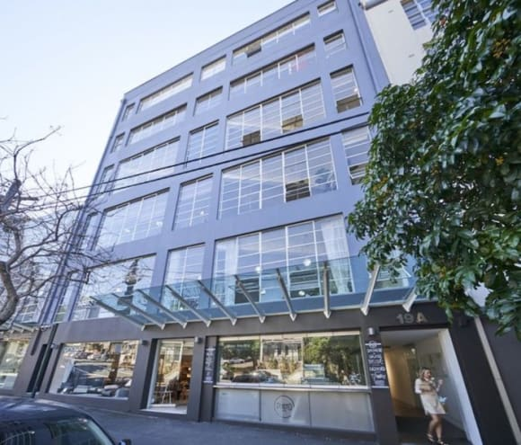 Darlinghurst trophy office block set for big sale