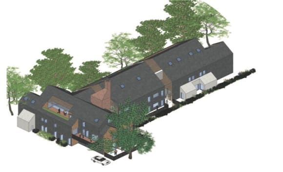 Development approval granted for fossil fuel free Brighton apartment project Slate House