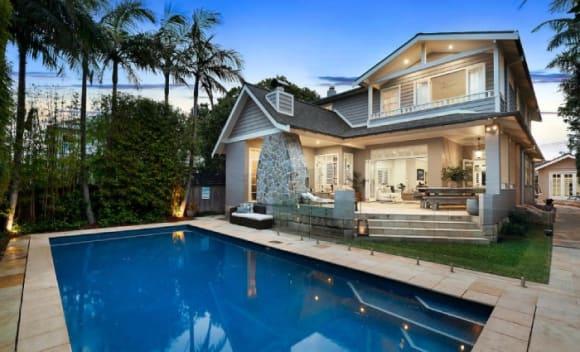 Matty Johns and wife Trish list Collaroy home