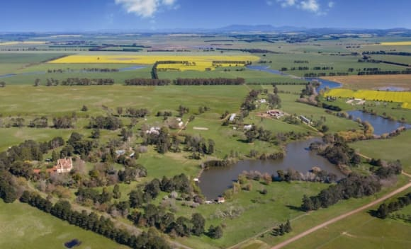 Mawallok in Western Victoria sold subject to FIRB